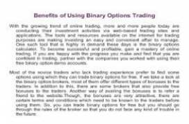 Binary options signals 90 accuracy